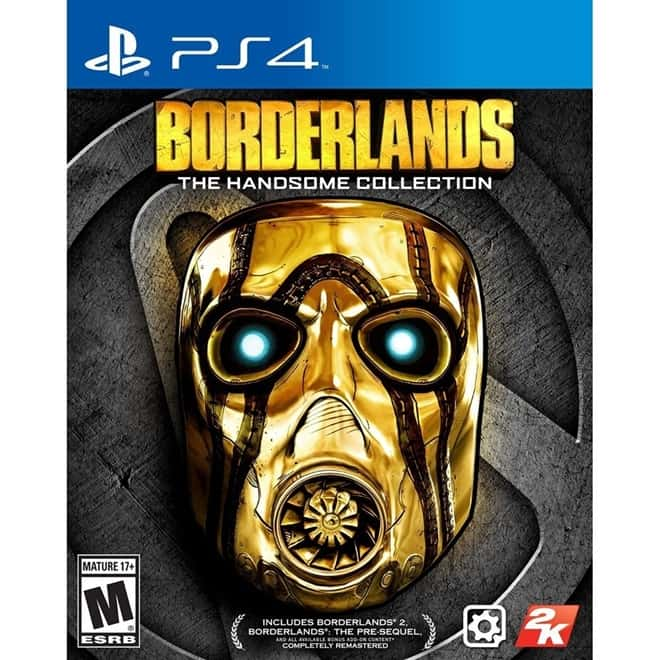 Borderlands The Handsome Collection (Seminovo) - PS4
