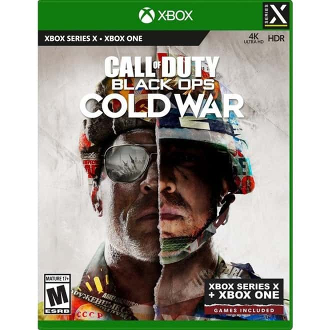 Call of Duty: (COD) Black Ops Cold War - Xbox Series X