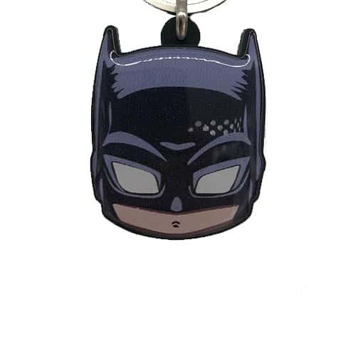 Chaveiro Personalizado Resinado Batman