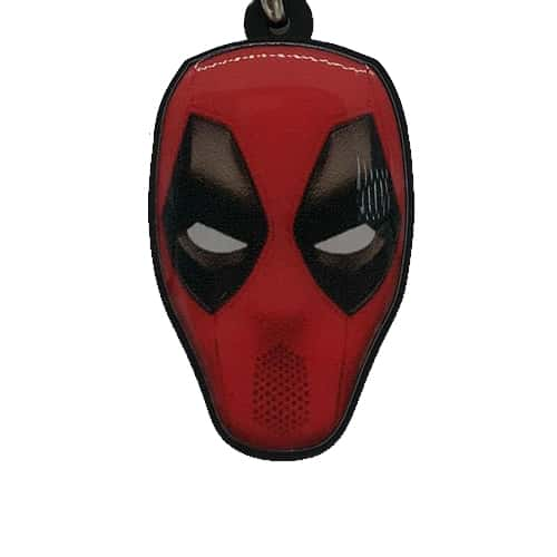 Chaveiro Personalizado Resinado Deadpool