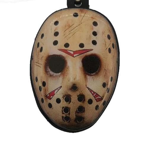 Chaveiro Personalizado Resinado Jason