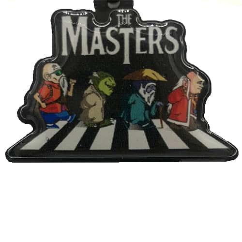 Chaveiro Personalizado Resinado Masters