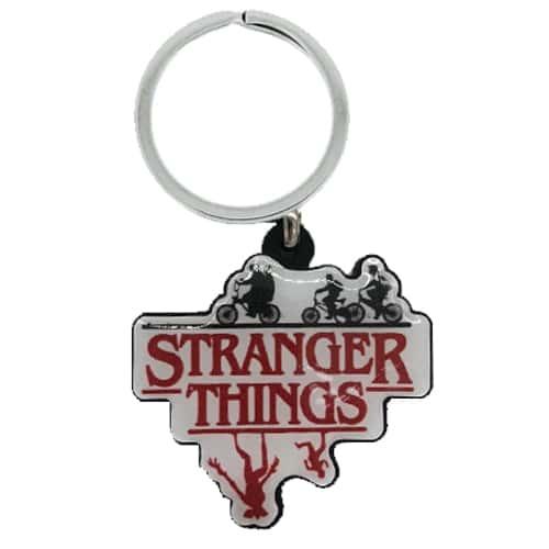 Chaveiro Personalizado Resinado Stranger Things
