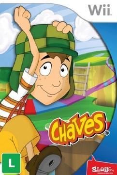 Chaves (Seminovo) - Wii