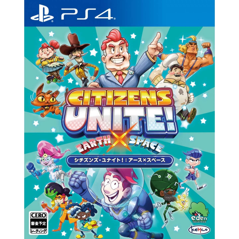 Citizens Unite!: Earth x Space - PS4