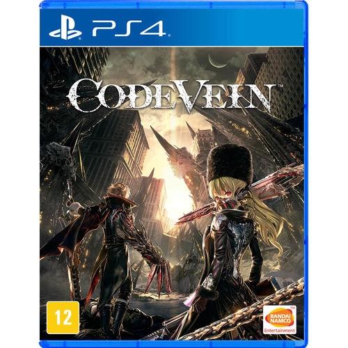 Code Vein (Seminovo) - PS4