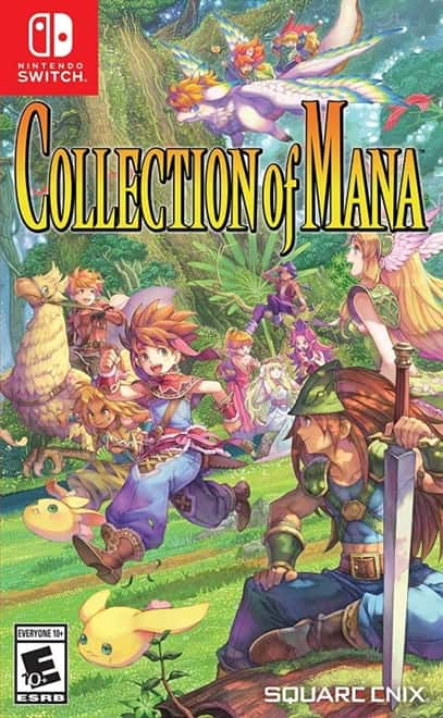 Collection of Mana - Switch