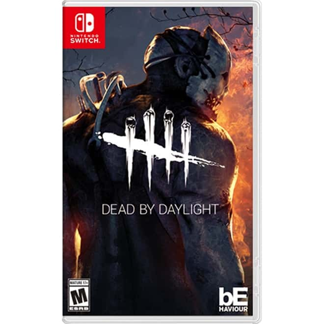 Dead by Daylight: Definitive Edition - Switch