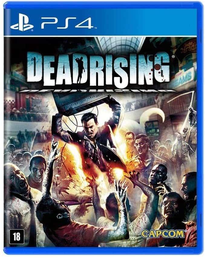 Dead Rising (Seminovo) - PS4