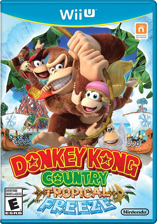 Donkey Kong Country Tropical Freeze (Seminovo) - Wii U