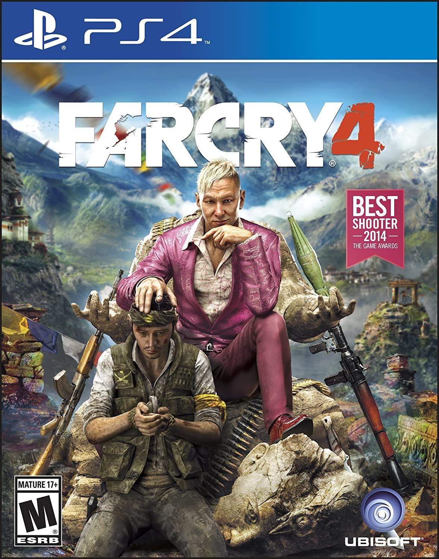 Far Cry 4 (Seminovo) - PS4