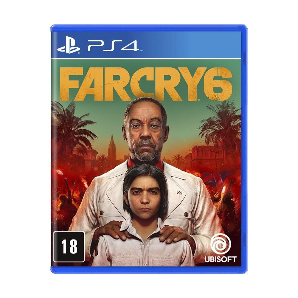 Far Cry 6 (Pré-venda) - PS4