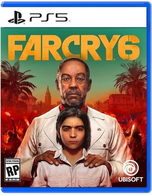 Far Cry 6 (Pré-venda) - PS5