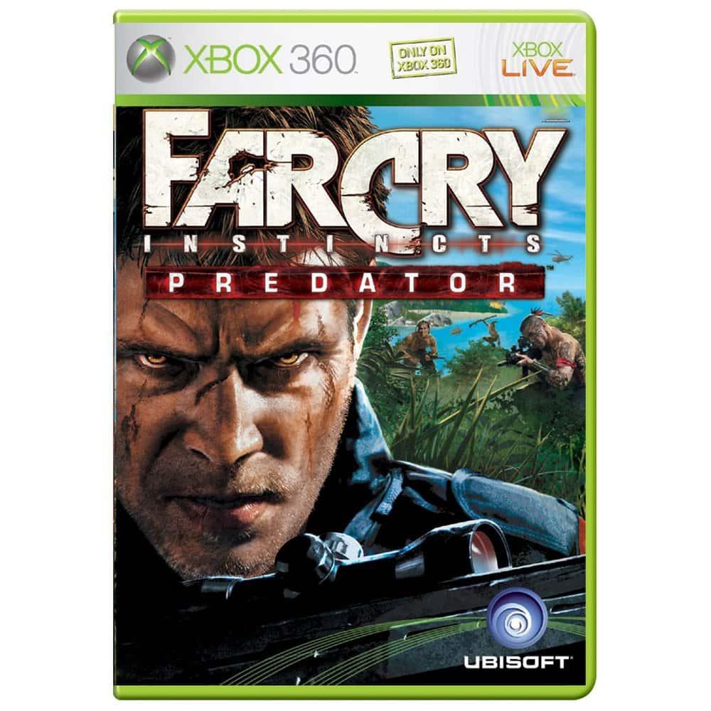 Far Cry Instincts Predator (Seminovo) - Xbox 360