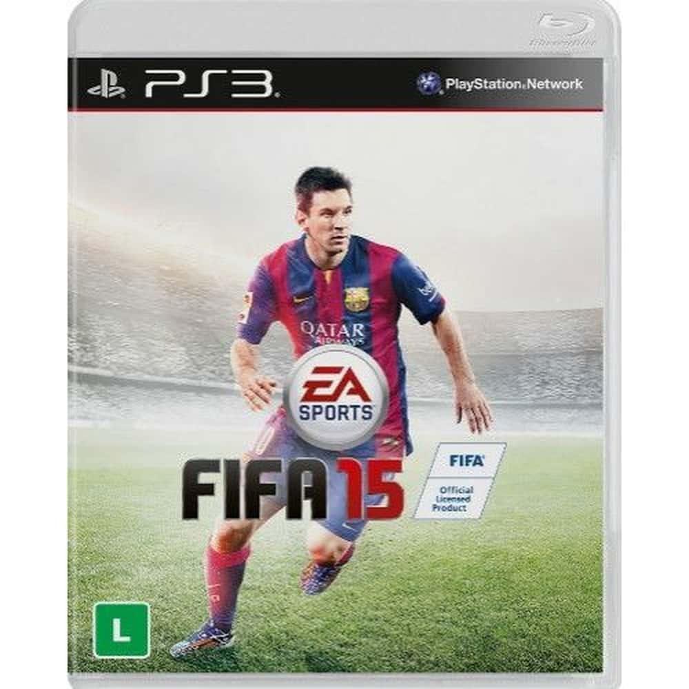 FIFA 15 (Seminovo) - PS3