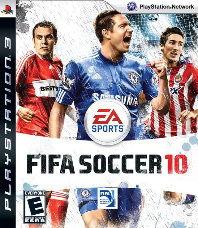 FIFA Soccer 10 (Seminovo) - PS3