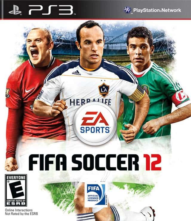 FIFA Soccer 12 (Seminovo) - PS3