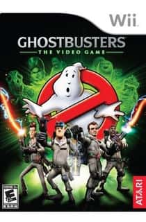 Ghostbusters The Video Game (Seminovo) - Wii