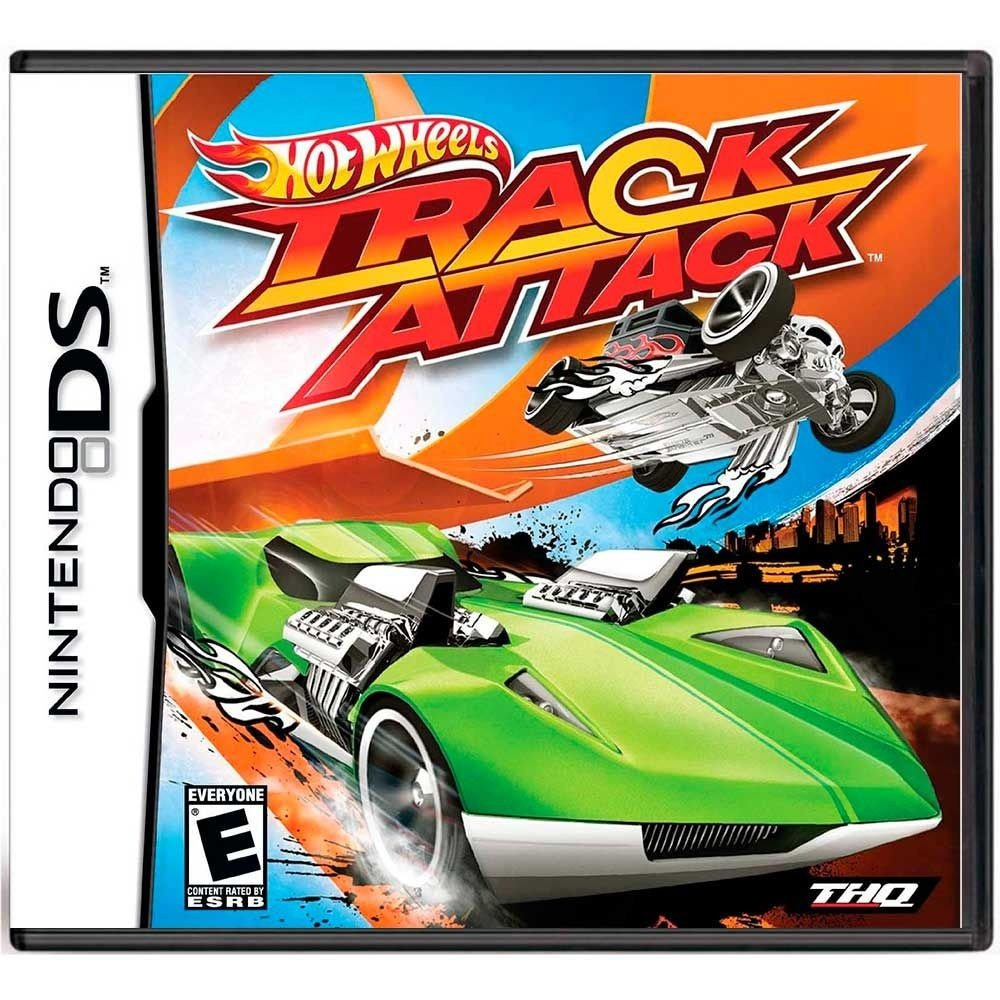 Hot Wheels Track Attack - NDs