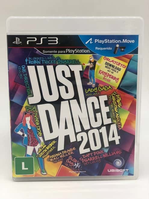 Just Dance 2014 (Seminovo) - PS3