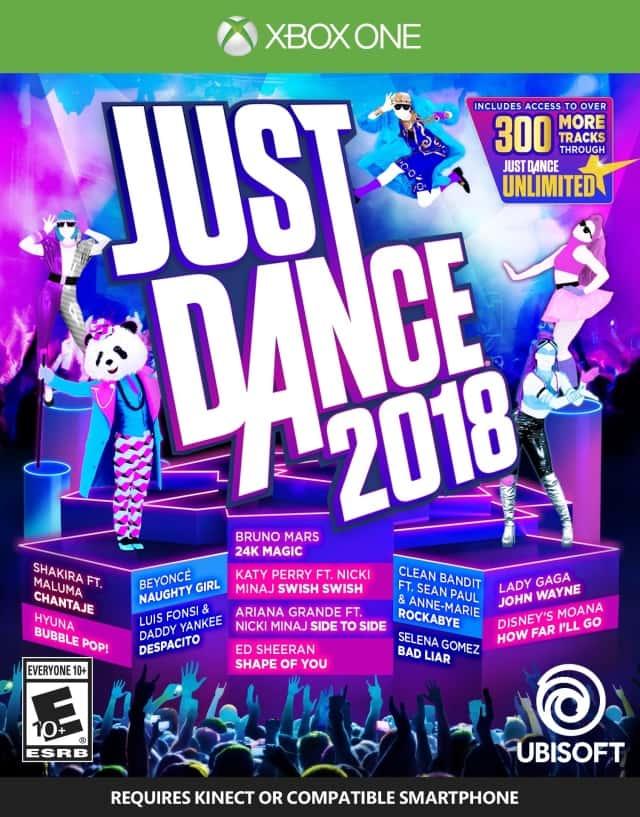 Just Dance 2018 (Seminovo) - Xbox One
