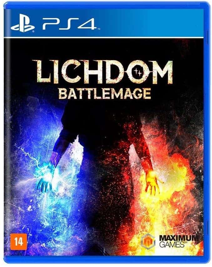 Lichdom Battlemage (Seminovo) - PS4