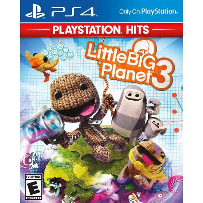 Little Big Planet 3 Playstation Hits - PS4
