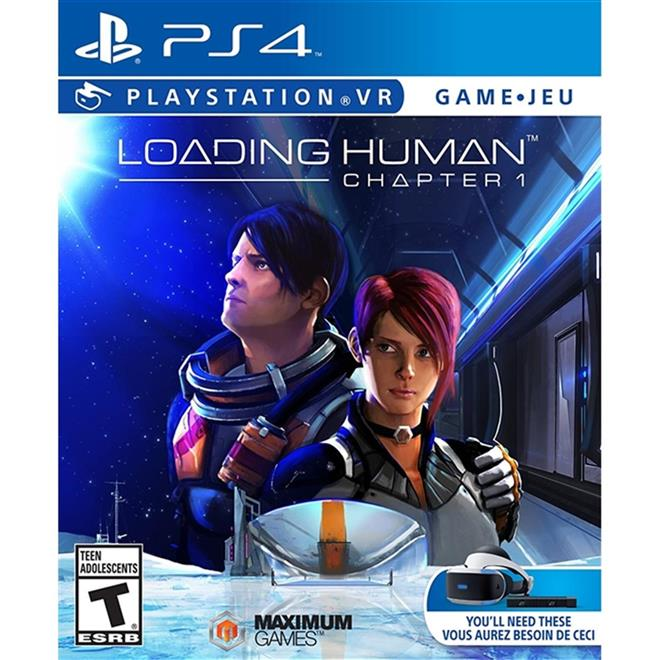 Loading Human Chapter 1 (VR) - PS4