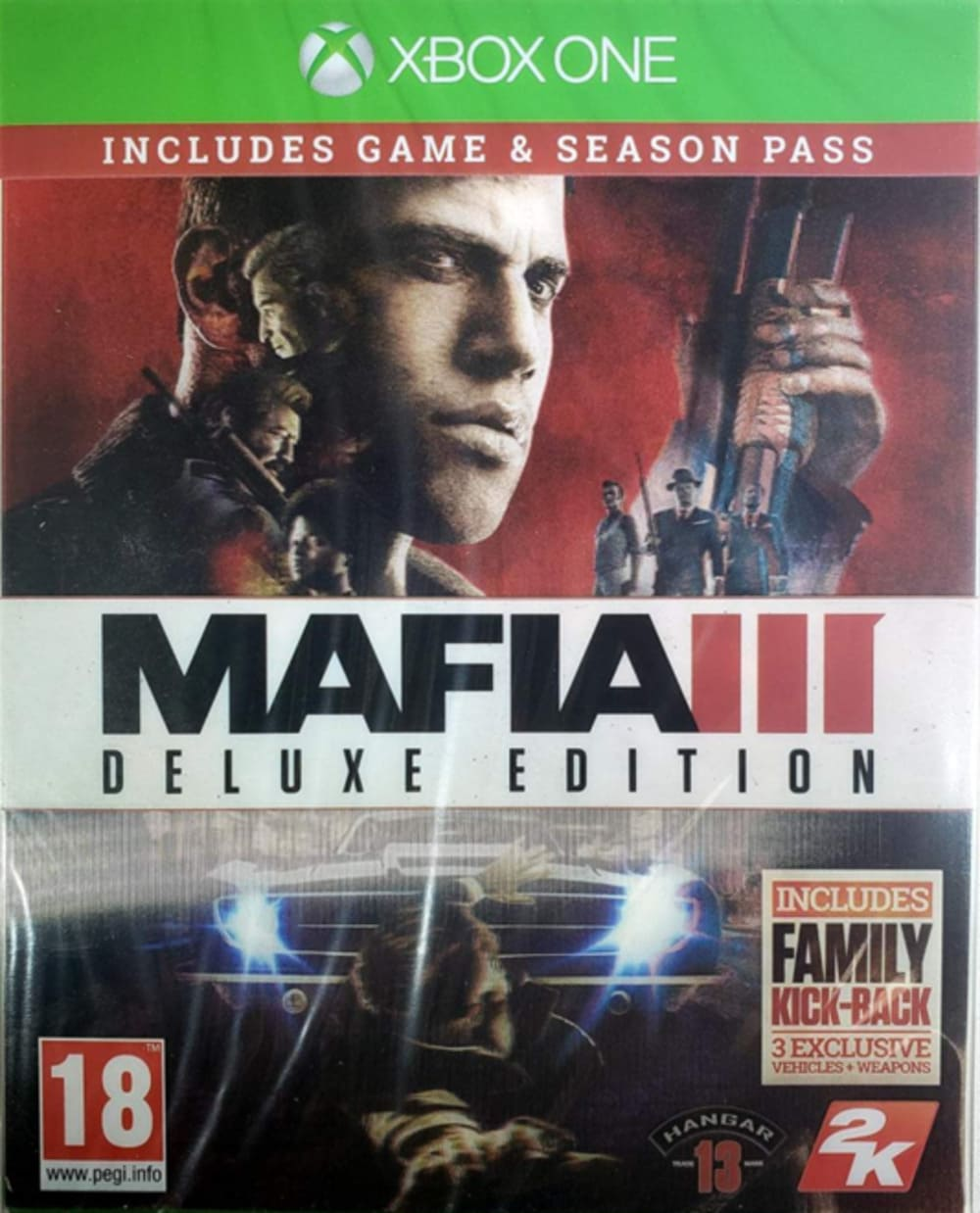 Mafia III (3) Deluxe Edition - Xbox One