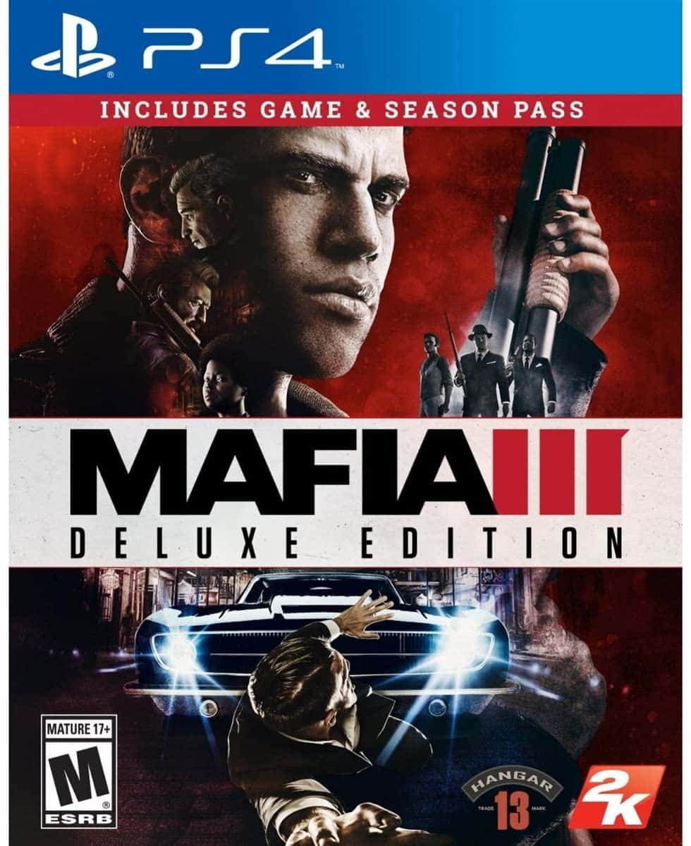 Mafia III (3) (Seminovo) - PS4