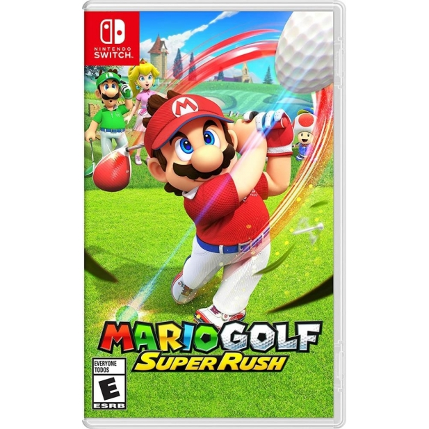 Mario Golf: Super Rush (Pré-venda) - Switch