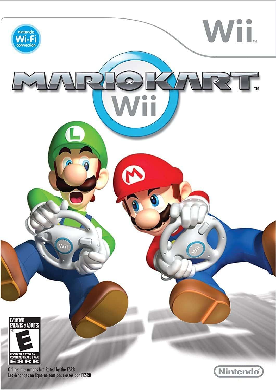 Mario Kart Wii (Seminovo) - Wii