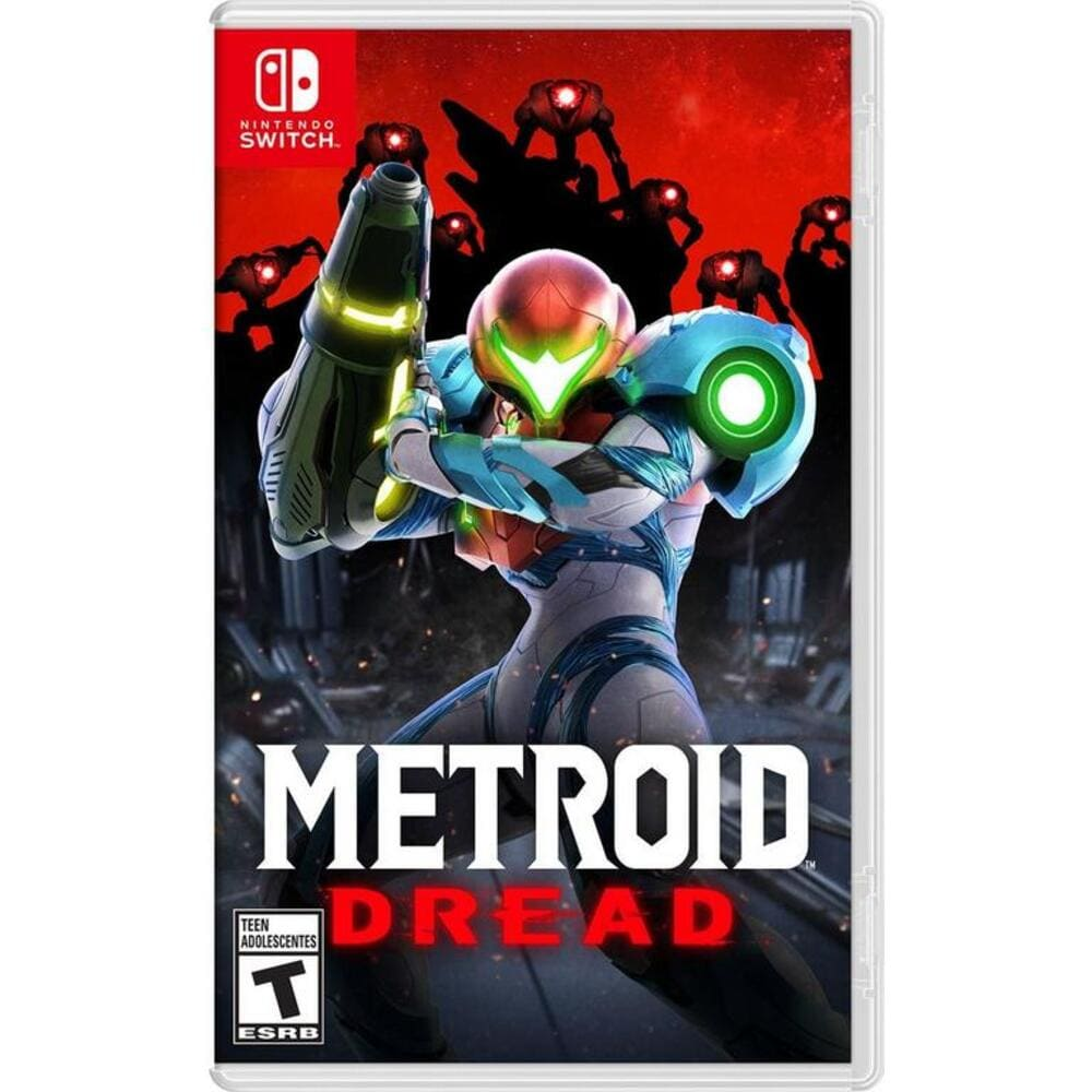 Metroid Dread (Pré-venda) - Switch