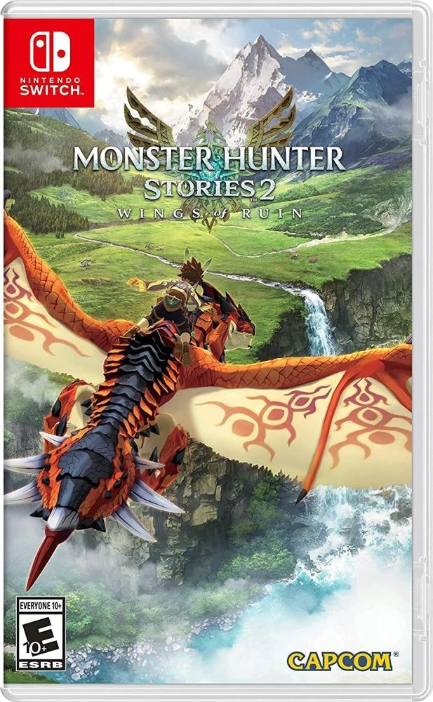 Monster Hunter Stories 2: Wings of Ruin - Switch