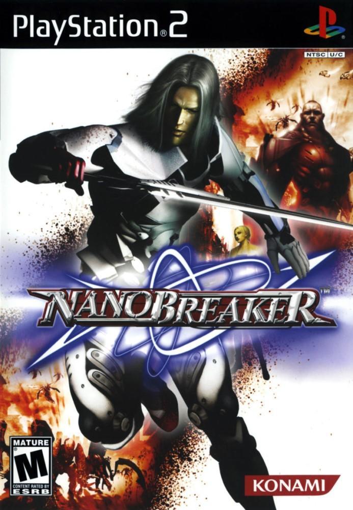 Nano Braker (Seminovo) - PS2
