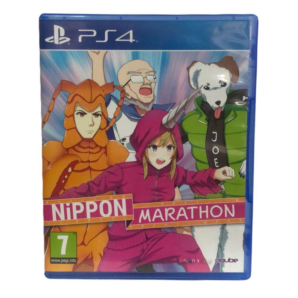 Nippon Marathon (Seminovo) - PS4