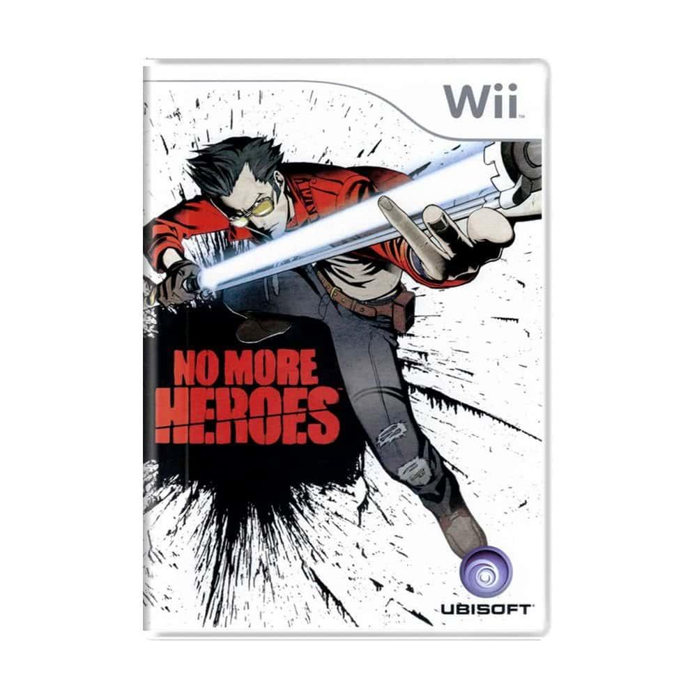 No More Heroes (Seminovo) - Wii