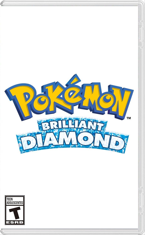 Pokemon Brilliant Diamond (Pré-venda) - Switch
