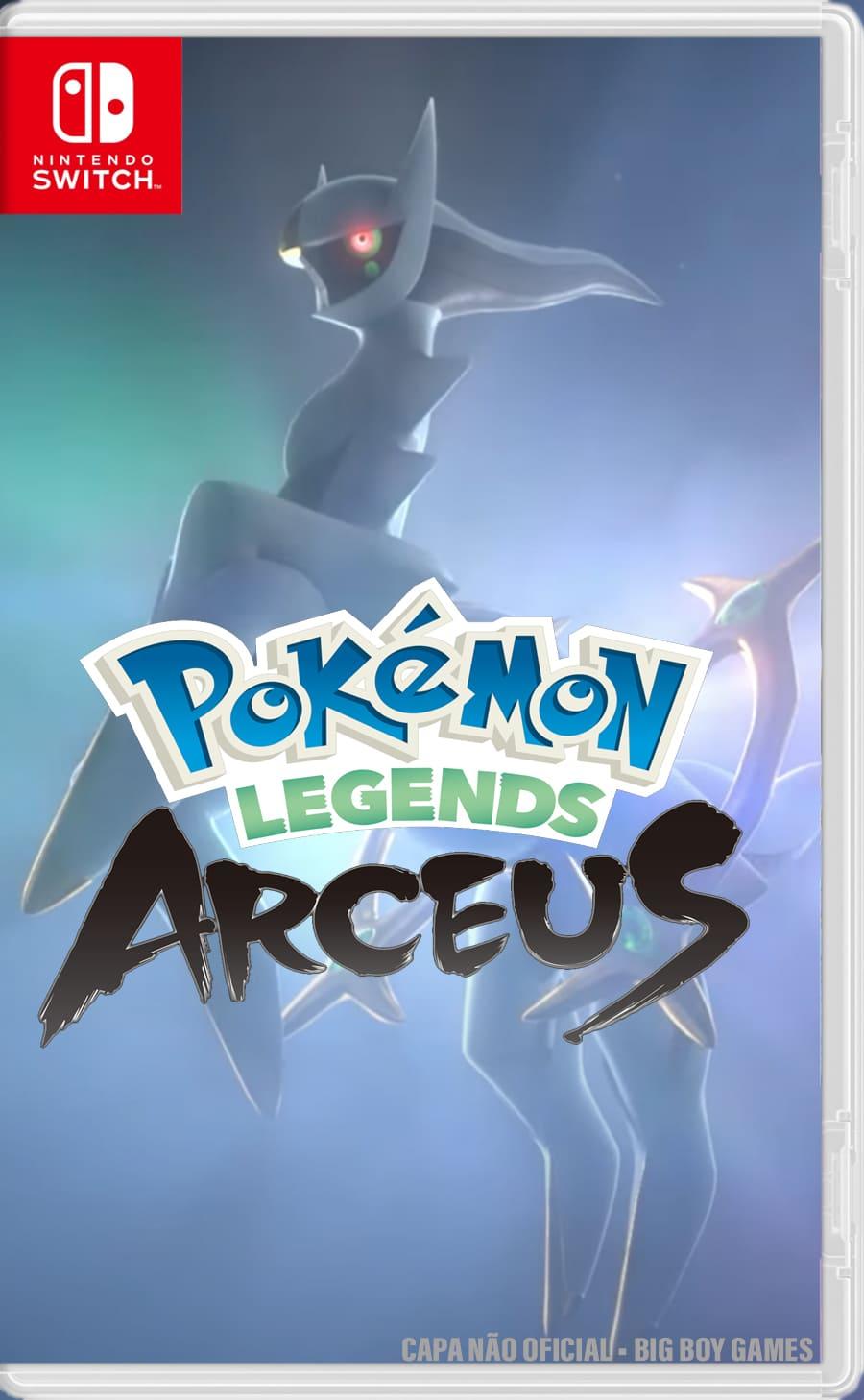 Pokemon Legends: Arceus (Pré-venda) - Switch