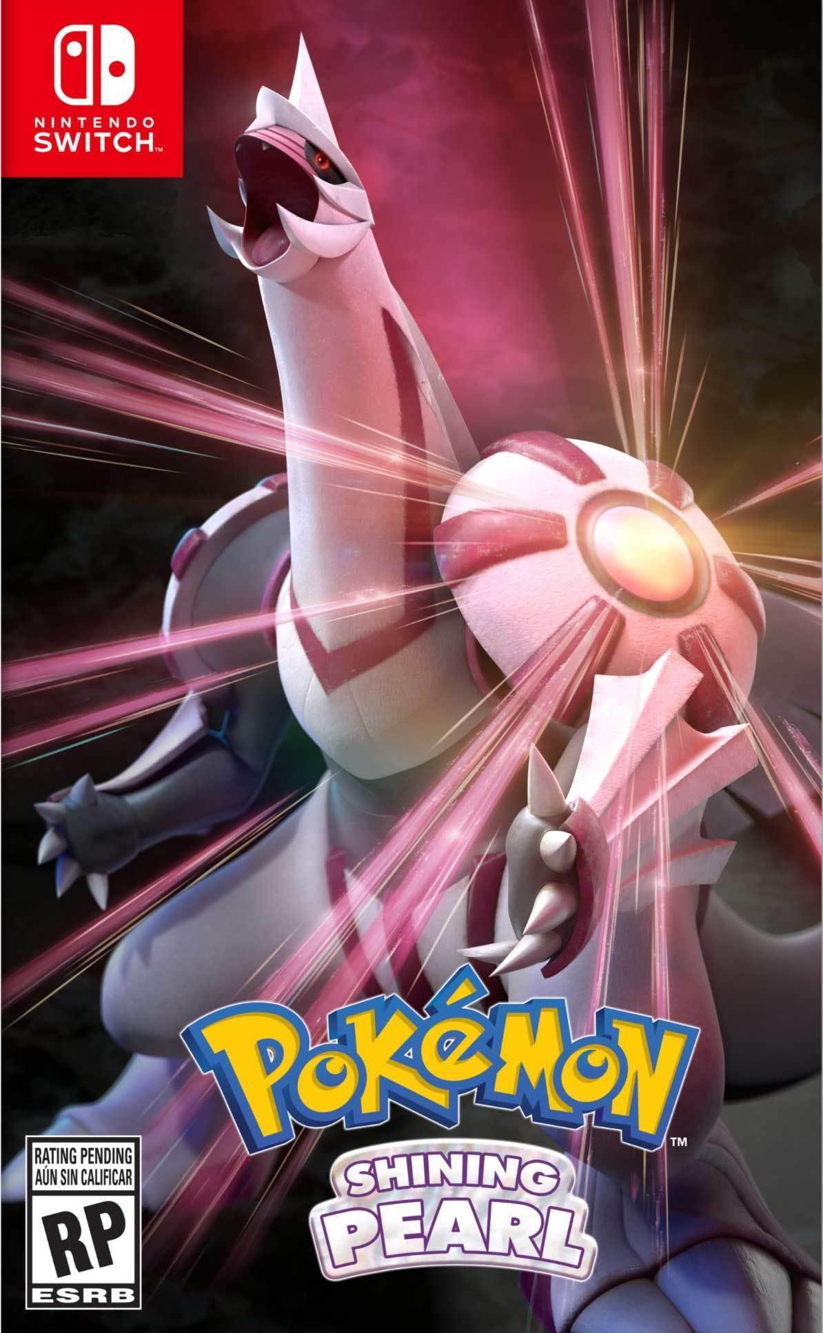 Pokemon Shining Pearl (Pré-venda) - Switch