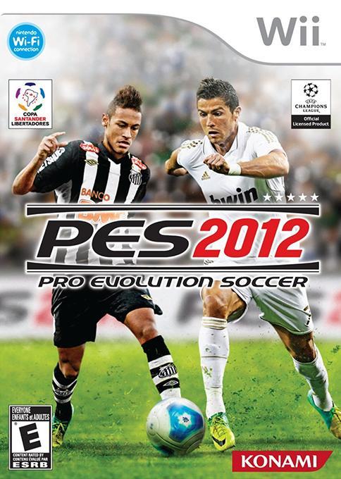 Pro Evolution Soccer (PES) 2012 (Seminovo) - Wii