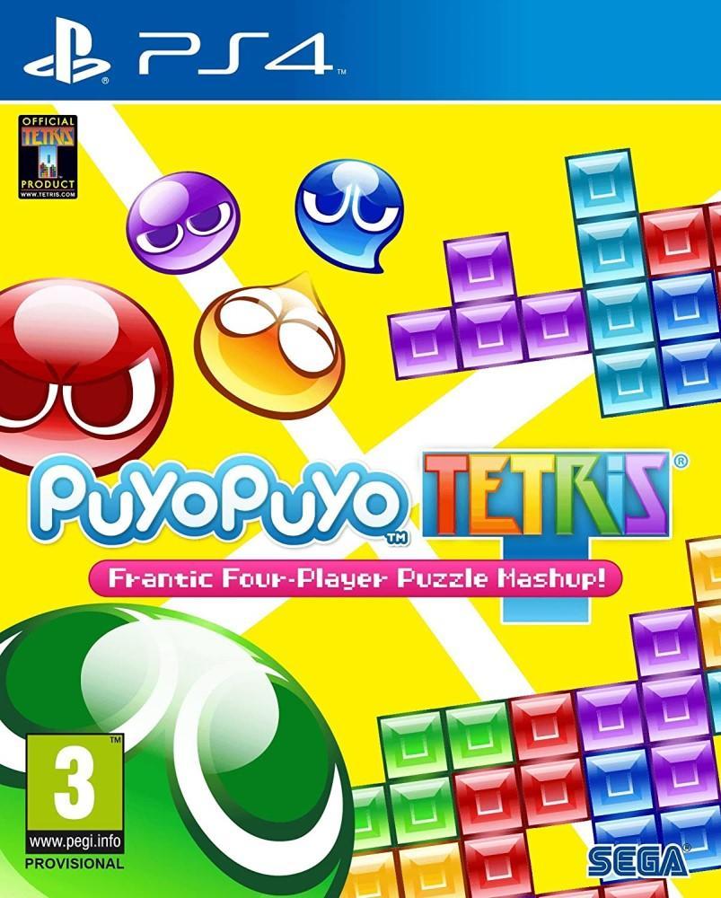 Puyo Puyo Tetris (Seminovo) - Ps4