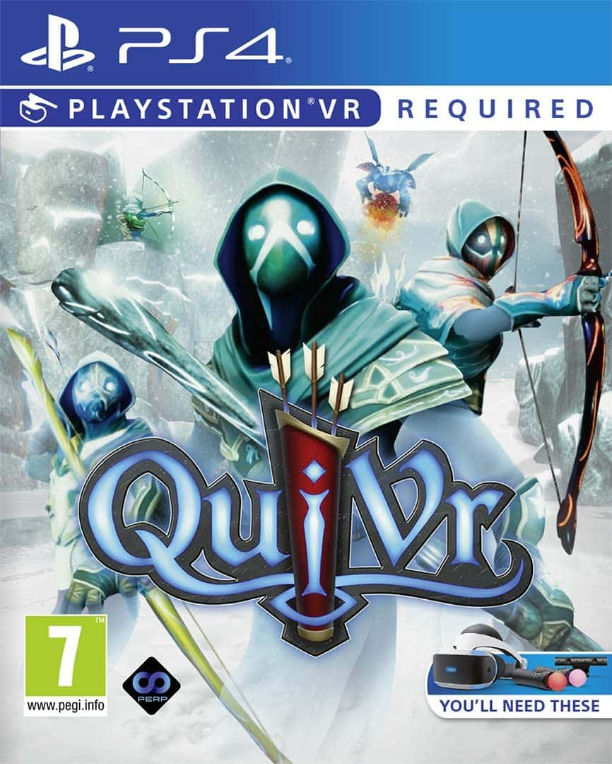 QuiVR (VR) - PS4