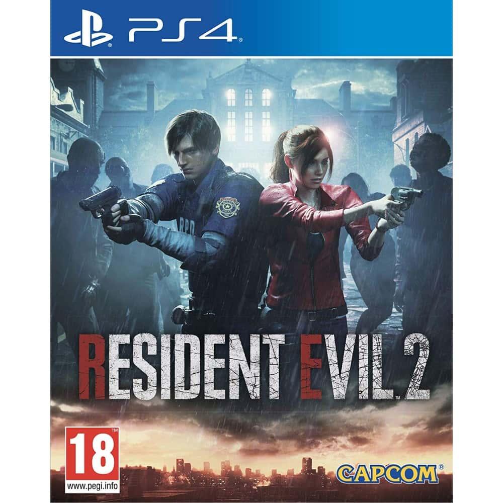 Resident Evil 2 (Seminovo) - PS4