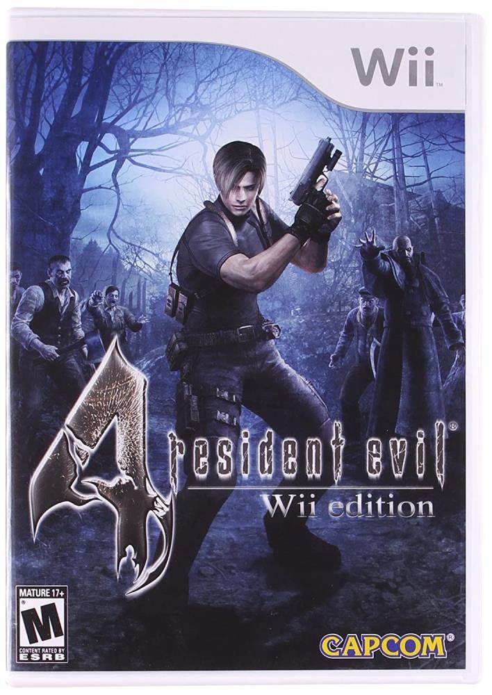 Resident Evil 4 Wii Edition (Seminovo) - Wii