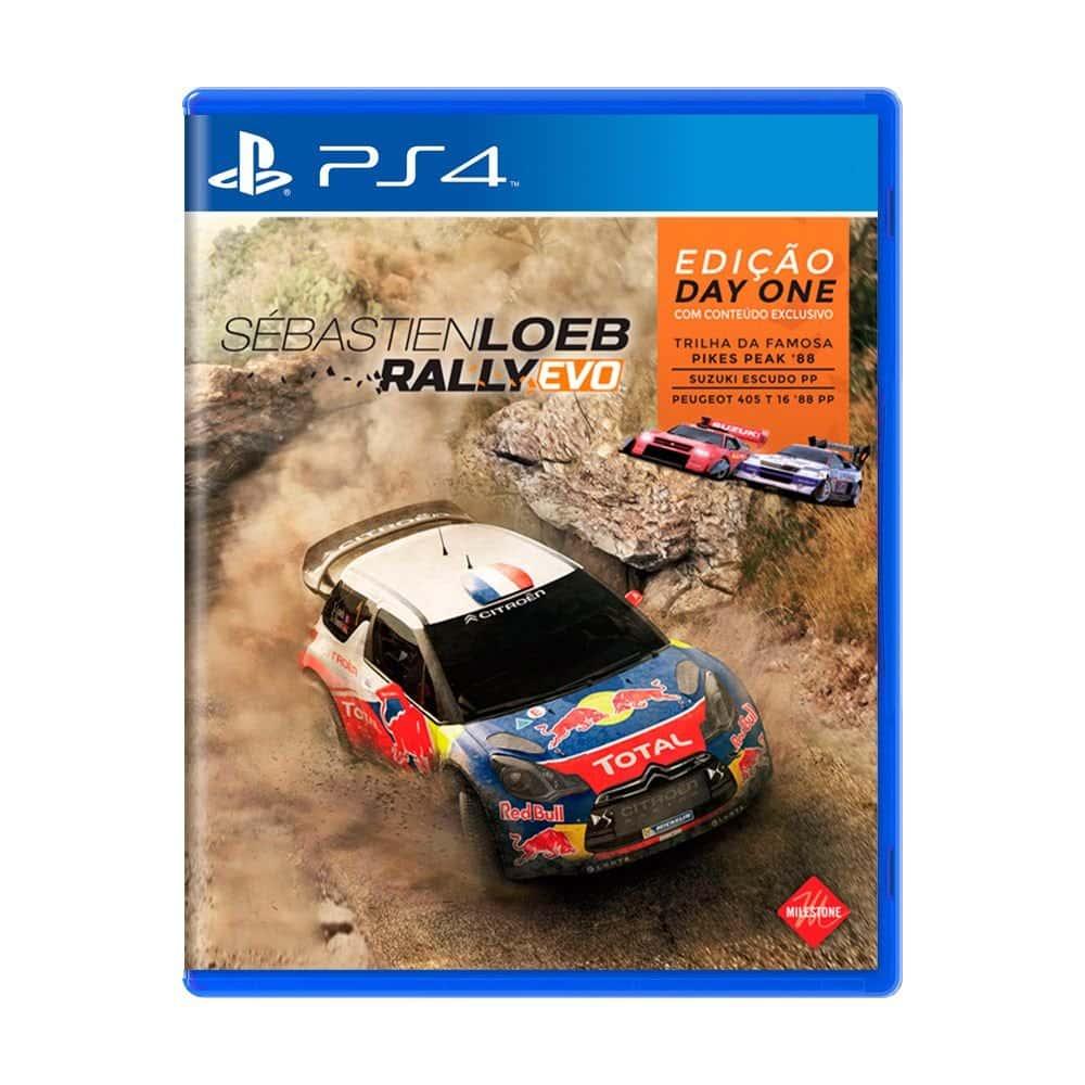 Sebastien Loeb Rally Evo (Seminovo) - PS4