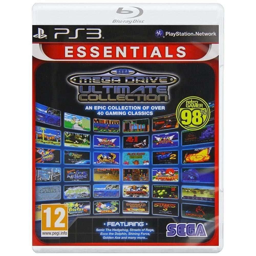SEGA Mega Drive Ultimate Collection (Essentials) - PS3