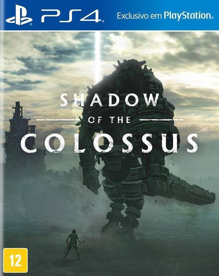 Shadow of The Colossus (Seminovo) - PS4