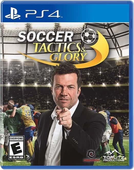 Soccer, Tactics & Glory - PS4