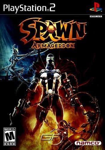 Spawn Armageddon (Seminovo) - PS2